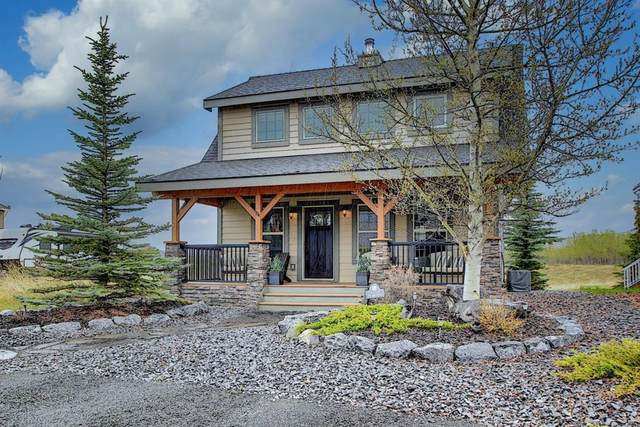 234 Cottageclub Crescent, Rural Rocky View County, AB T4C 1B1 (#A1111362) :: Calgary Homefinders