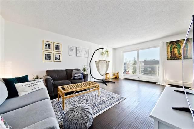 4455D Greenview Drive NE #401, Calgary, AB T2E 6M1 (#A1111371) :: Greater Calgary Real Estate