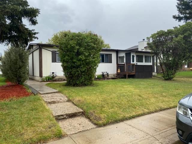107 15 Street Nw, Drumheller, AB T0J 0Y1 (#A1111454) :: Calgary Homefinders