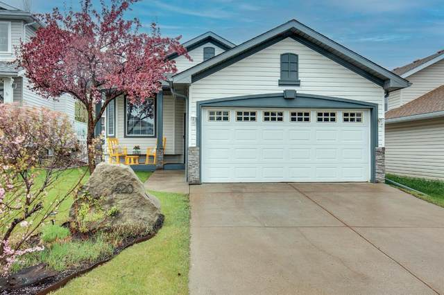 420 Sheep River Point, Okotoks, AB T1S 1S3 (#A1111562) :: Calgary Homefinders