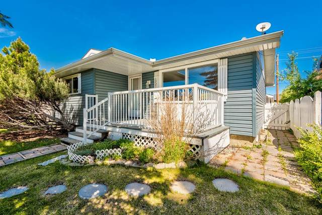 452 Malvern Close NE, Calgary, AB T2A 4W8 (#A1111639) :: Calgary Homefinders