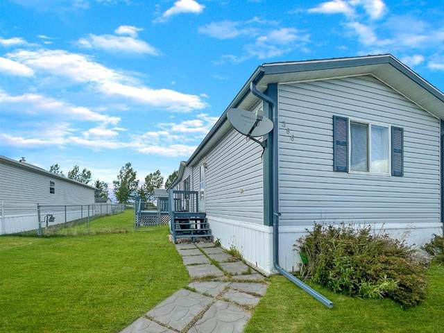 386 Scott Lane, Rural Grande Prairie No. 1, County of, AB T8V 2Z9 (#A1111660) :: Calgary Homefinders