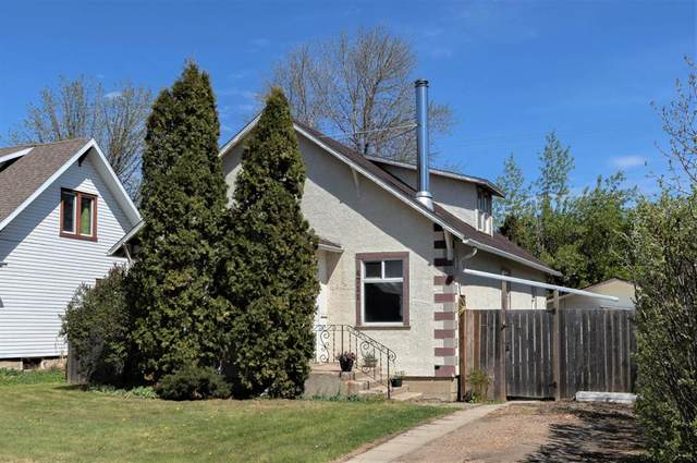 4711 51 Street, Stettler Town, AB T0C 2L2 (#A1111671) :: Calgary Homefinders