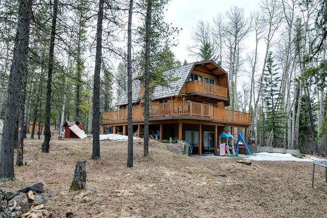 231167 Forestry Way, Bragg Creek, AB T0L 0K0 (#A1111697) :: Calgary Homefinders