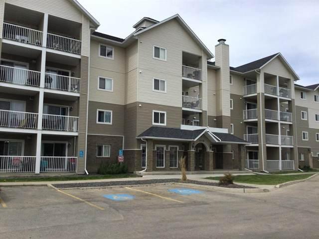11240 104 Avenue #301, Grande Prairie, AB T8V 0P3 (#A1111716) :: Greater Calgary Real Estate