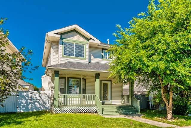 79 Chaparral Ridge Way SE, Calgary, AB T2X 3L1 (#A1111728) :: Calgary Homefinders