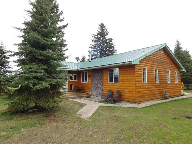 84078 Highway 591, Rural Clearwater County, AB T4T 2A3 (#A1111743) :: Calgary Homefinders