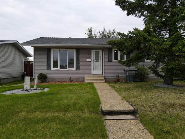 4201 73 Street, Camrose, AB T4V 3L7 (#A1111760) :: Calgary Homefinders