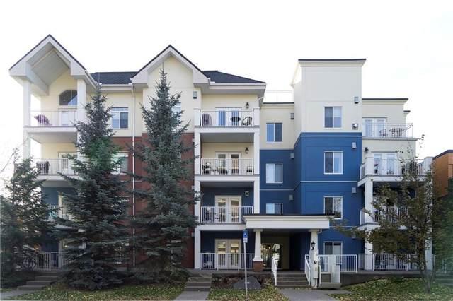 509 21 Avenue SW #101, Calgary, AB T2S 0G9 (#A1111768) :: Calgary Homefinders
