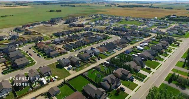 110 Ranchers Close, Lacombe, AB T4L 0B2 (#A1111775) :: Calgary Homefinders