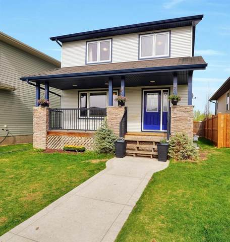 20 Lucky Place, Sylvan Lake, AB T4S 0A9 (#A1111858) :: Calgary Homefinders