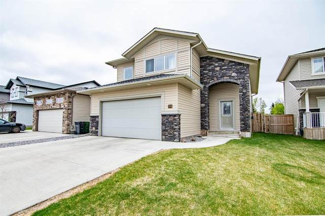 59 Thompson Crescent, Red Deer, AB T4P 0S1 (#A1111881) :: Calgary Homefinders