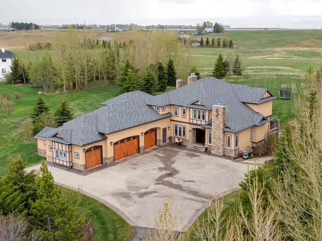 18 Rocky Bear Place, Rural Rocky View County, AB T3R 1B3 (#A1111892) :: Calgary Homefinders