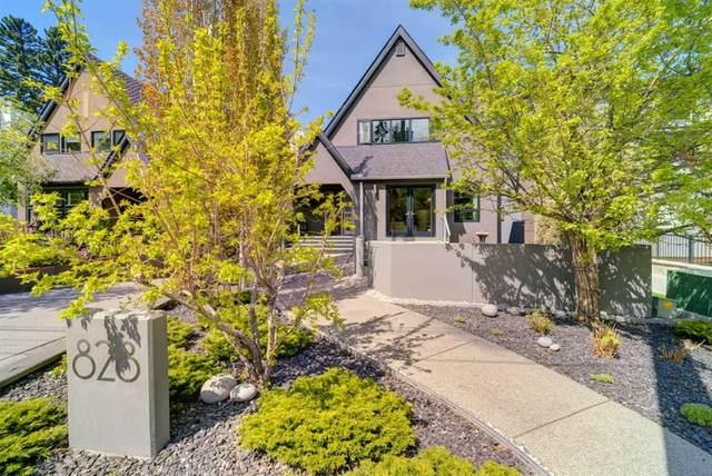 828 Durham Avenue SW, Calgary, AB T2T 5R2 (#A1111910) :: Calgary Homefinders