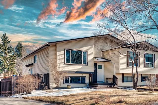 711 Fonda Court SE, Calgary, AB T2A 6G5 (#A1111911) :: Calgary Homefinders