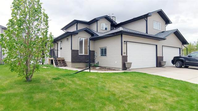 49 Saamis Close SW, Medicine Hat, AB T1B 4V6 (#A1111936) :: Greater Calgary Real Estate