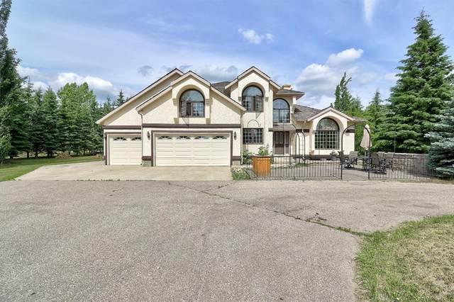 5501 85 Street, Rural Grande Prairie No. 1, County of, AB T8V 1Z8 (#A1111989) :: Calgary Homefinders