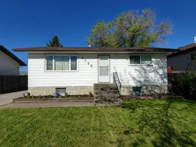 4748 49 Street, Drayton Valley, AB T7A 1J2 (#A1112000) :: Calgary Homefinders