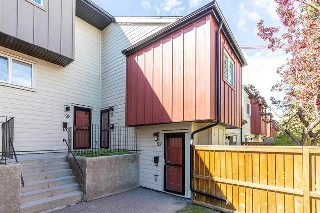 4740 Dalton Drive NW #92, Calgary, AB T3A 2H4 (#A1112011) :: Calgary Homefinders