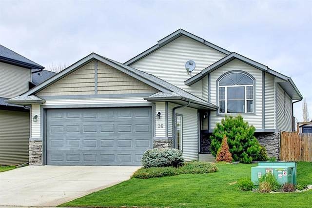 36 Lucky Place, Sylvan Lake, AB T4S 0A9 (#A1112067) :: Calgary Homefinders