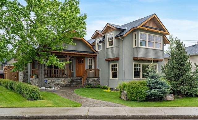 2715 1 Avenue NW, Calgary, AB T2N 0C7 (#A1112090) :: Calgary Homefinders