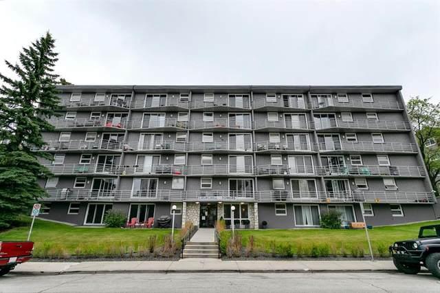 1027 Cameron Avenue SW #604, Calgary, AB T2T 0K3 (#A1112107) :: Greater Calgary Real Estate