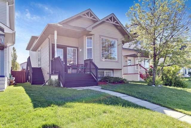 114 Cimarron Grove Crescent, Okotoks, AB T1S 2E2 (#A1112152) :: Calgary Homefinders