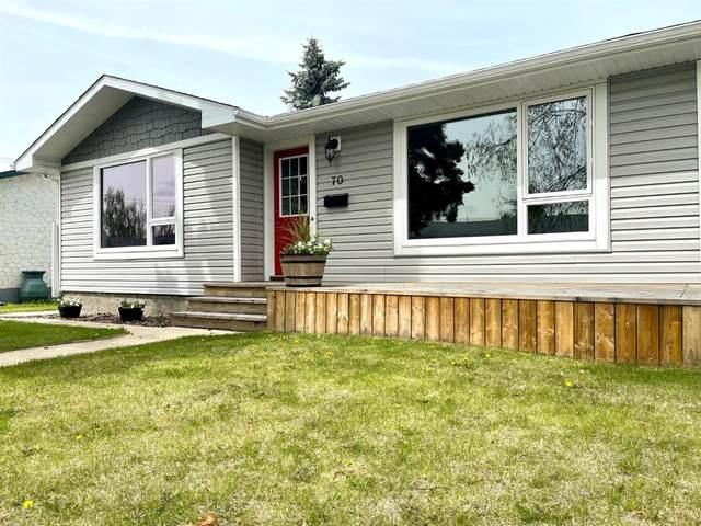 70 Wishart Street, Red Deer, AB T4N 5W3 (#A1112179) :: Calgary Homefinders