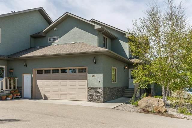 23 6 Avenue SE, High River, AB T1V 1G1 (#A1112203) :: Calgary Homefinders