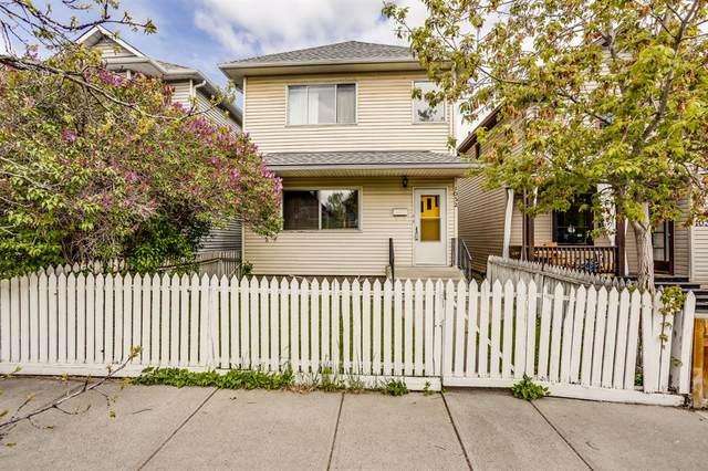 1032 18 Avenue SE, Calgary, AB T2G 1L5 (#A1112266) :: Western Elite Real Estate Group