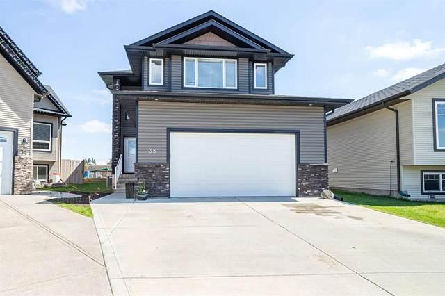 38 Rolling Hills Bay, Blackfalds, AB T0M 0J0 (#A1112268) :: Calgary Homefinders