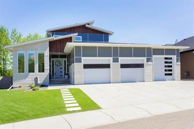5 Bannerman Close, Red Deer, AB T4R 0L8 (#A1112288) :: Calgary Homefinders