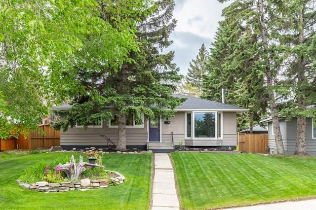 73 Langton Drive SW, Calgary, AB T3E 5G1 (#A1112301) :: Calgary Homefinders