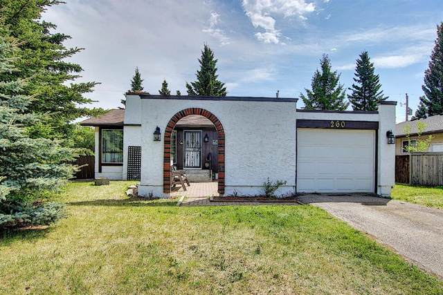 260 Cedarpark Drive, Calgary, AB T2W 2J4 (#A1112320) :: Calgary Homefinders