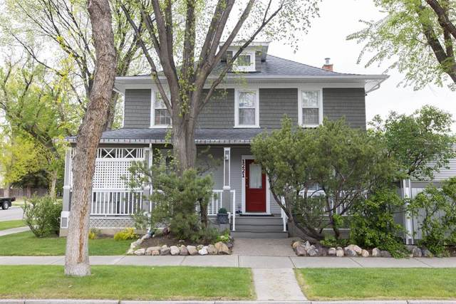 1221 4 Avenue N, Lethbridge, AB T1H 0K6 (#A1112338) :: Calgary Homefinders
