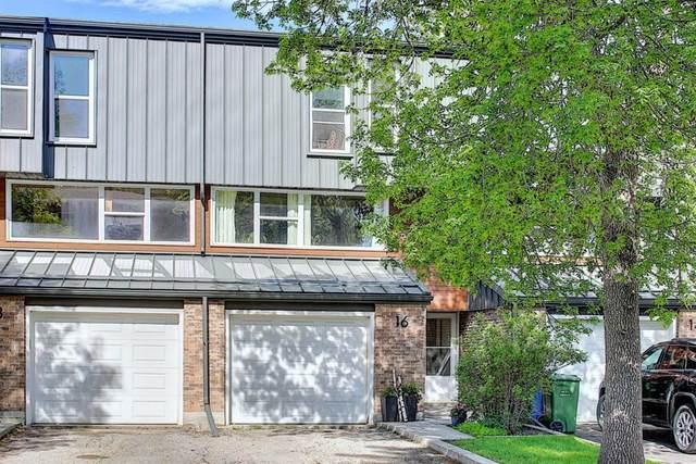 16 Brae Glen Court SW, Calgary, AB T2W 1B6 (#A1112345) :: Calgary Homefinders