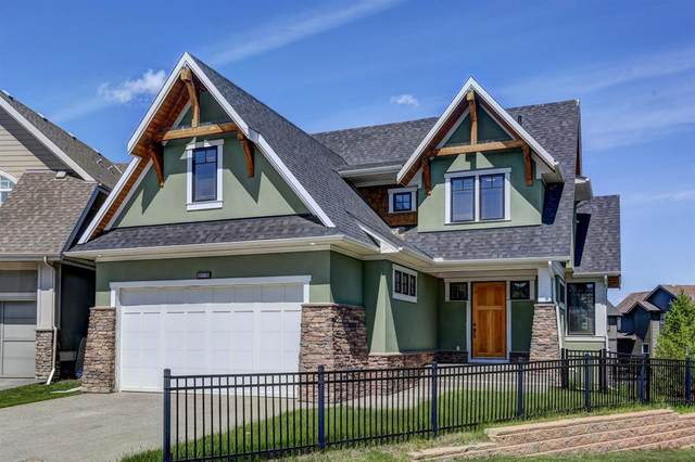 360 Coopers Terrace SW, Airdrie, AB T4B 0X5 (#A1112358) :: Calgary Homefinders