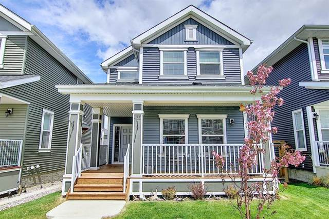 455 River Heights Crescent, Cochrane, AB T4C 0T8 (#A1112383) :: Calgary Homefinders