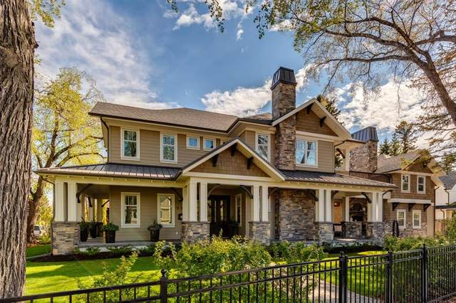 507 Rideau Road SW, Calgary, AB T2S 0R7 (#A1112391) :: Western Elite Real Estate Group