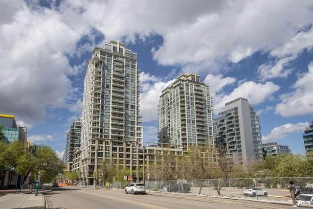 222 Riverfront Avenue SW #521, Calgary, AB T2P 0W3 (#A1112486) :: Calgary Homefinders