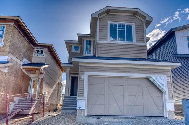 24 Willow Street, Cochrane, AB T4C 2V3 (#A1112518) :: Calgary Homefinders