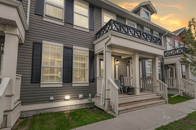 1001 8 Street NW #4803, Airdrie, AB T4B 0W9 (#A1112532) :: Calgary Homefinders