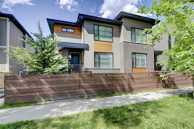 310 12 Avenue NE #1, Calgary, AB T2E 1A4 (#A1112547) :: Calgary Homefinders