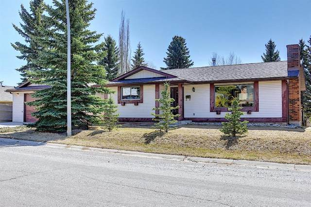 8427 64 Avenue NW, Calgary, AB T3B 5A6 (#A1112548) :: Calgary Homefinders