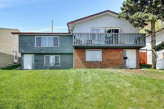 717 & 719 Tavender Road NW, Calgary, AB T2K 3M5 (#A1112571) :: Calgary Homefinders
