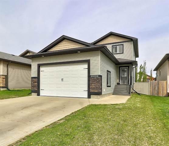 6913 115A Street, Grande Prairie, AB T8W 0H7 (#A1112582) :: Calgary Homefinders
