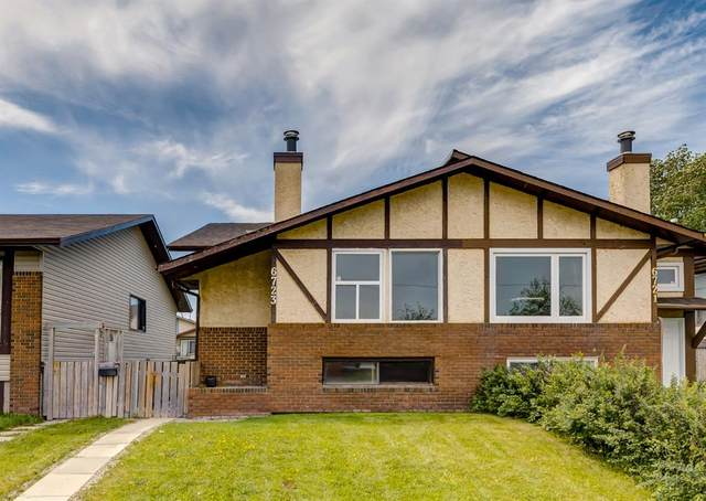 6723 41 Avenue NE, Calgary, AB T1Y 5M5 (#A1112607) :: Calgary Homefinders