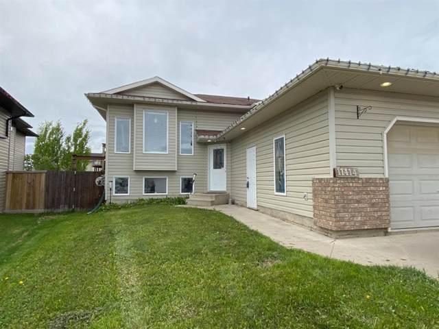 11414 88C Street, Grande Prairie, AB T8X 0A5 (#A1112650) :: Calgary Homefinders