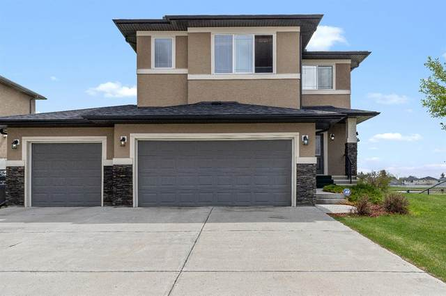 291 Lakeside Greens Drive, Chestermere, AB T1X 1C6 (#A1112691) :: Calgary Homefinders