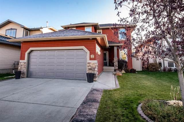84 Lacey Close, Red Deer, AB T4R 3R7 (#A1112692) :: Greater Calgary Real Estate